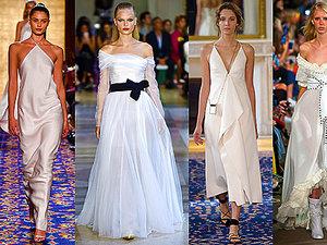 Suknie ślubne na wiosnę 2017