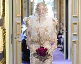 Suknie ślubne z pokazu haute couture jesień 2016 Francesco Scognamiglio