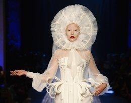 Suknie ślubne z pokazu haute couture jesień 2016 Jean Paul Gaultier