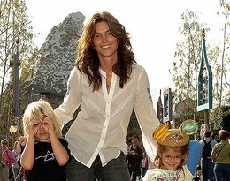 Syn i córka Cindy Crawford, Kaia Gerber, Presley Gerber
