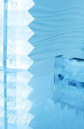 szwedzki lodowy hotel
