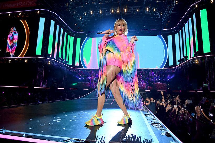 Taylor Swift zaprojektuje kolekcję ze Stellą McCartney