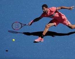 Dlaczego tenisiści podczas tegorocznych zawodów Australian Open noszą… różowe stroje?