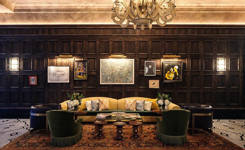 The Beekman Hotel w Nowym Jorku