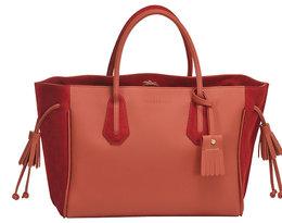 Torba marki Longchamp na wiosnę 2017
