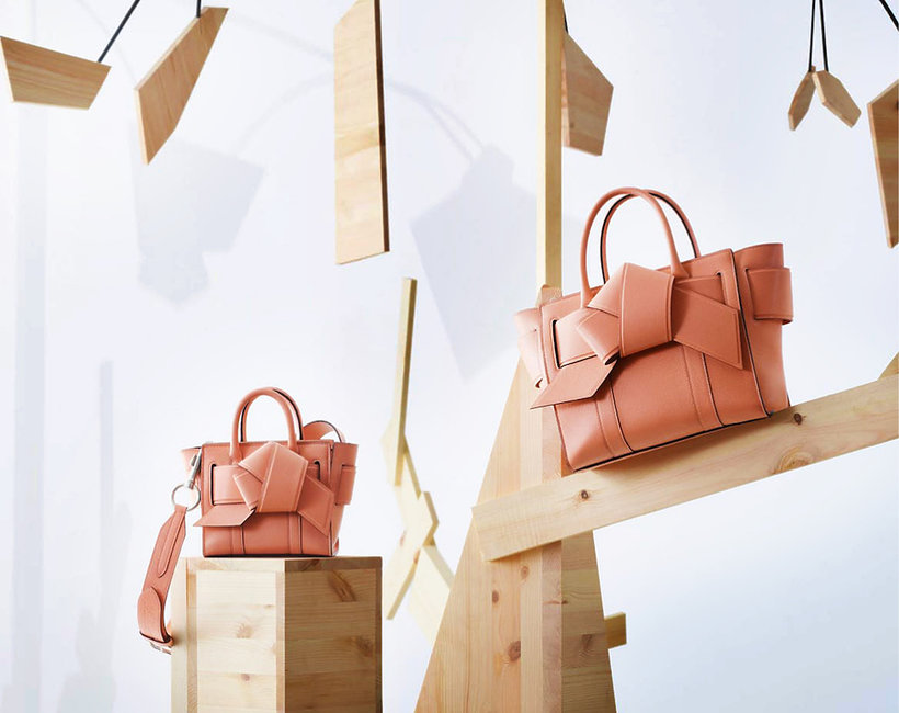 torby Acne Studios X Mulberry