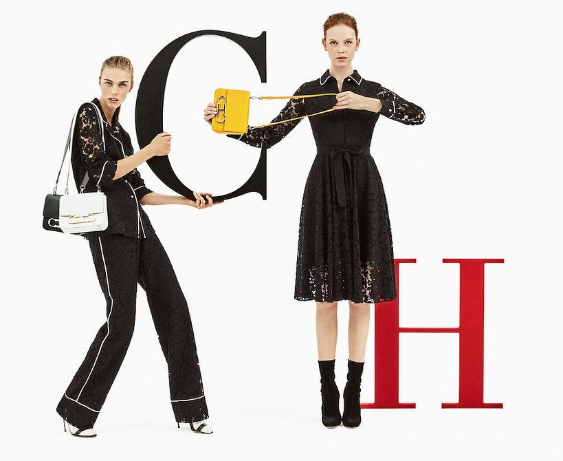 74b8534fece06 Torebki z najnowszej kolekcji domu mody Carolina Herrera zatytułowanej  Insignia