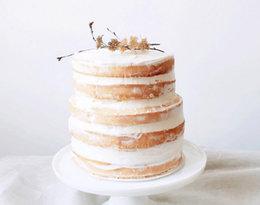 Torty ślubny na Instagramie