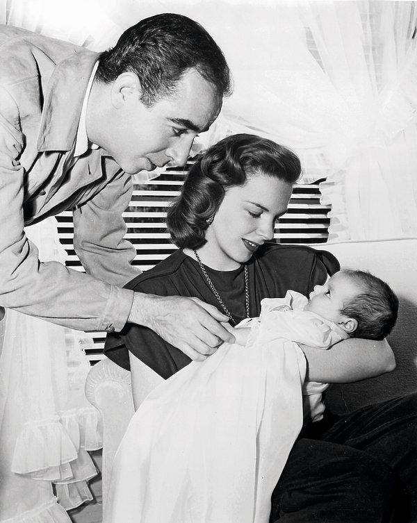 tragiczne życie Judy Garland kariera życie prywatne