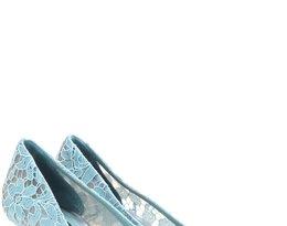 Trend niebieskie buty
