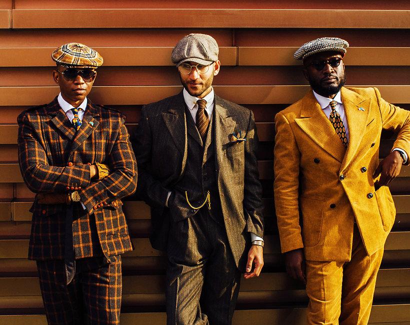 Trendy moda męska 2020 dla eleganckiego mężczyzny