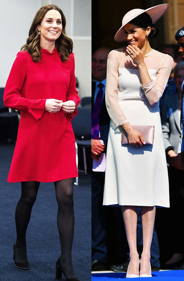 Ulubiona marka księżnej Kate i księżnej Meghan