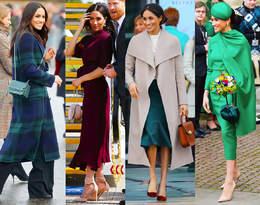 Dzięki tym torebkom stylizacje księżnej Meghan były tak wyjątkowe!