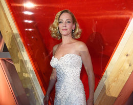 Uma Thurman na imprezie Fashion for Relief w Cannes