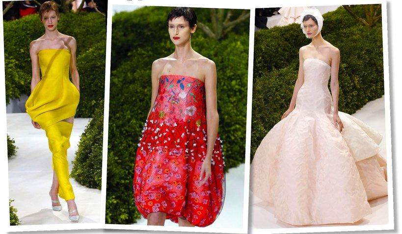 Urodziny projektanta Rafa Simonsa, kolekcja dla Christian Dior