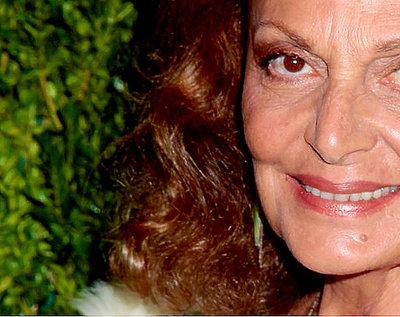 Urodziny projektantki Diane von Fürstenberg