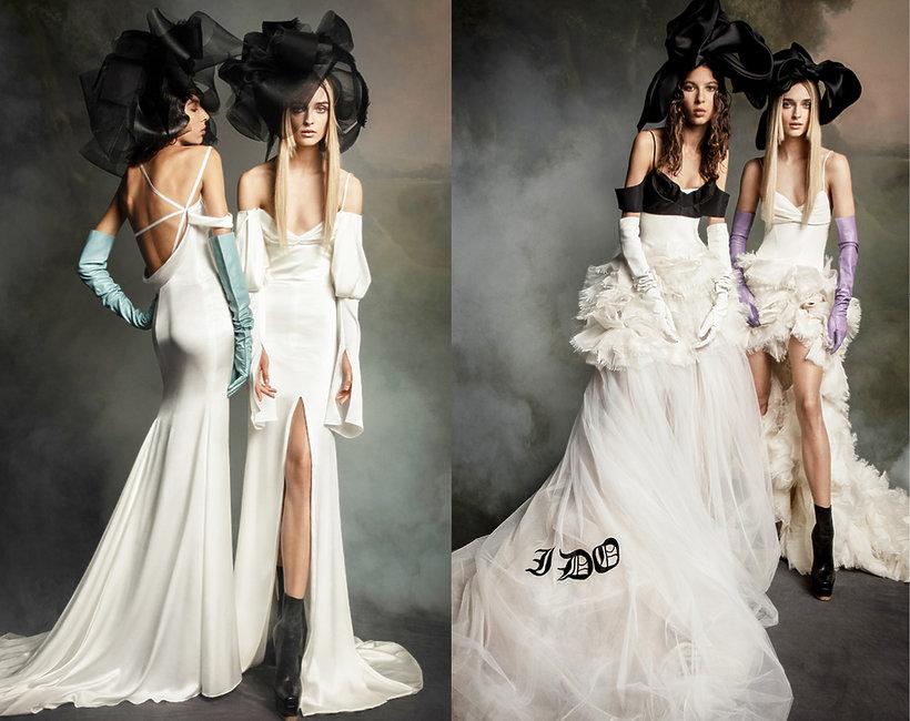 Vera Wang ślubna kolekcja na jesień 2020