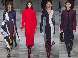Victoria Beckham pokaz kolekcji na jesień/zimę 2017