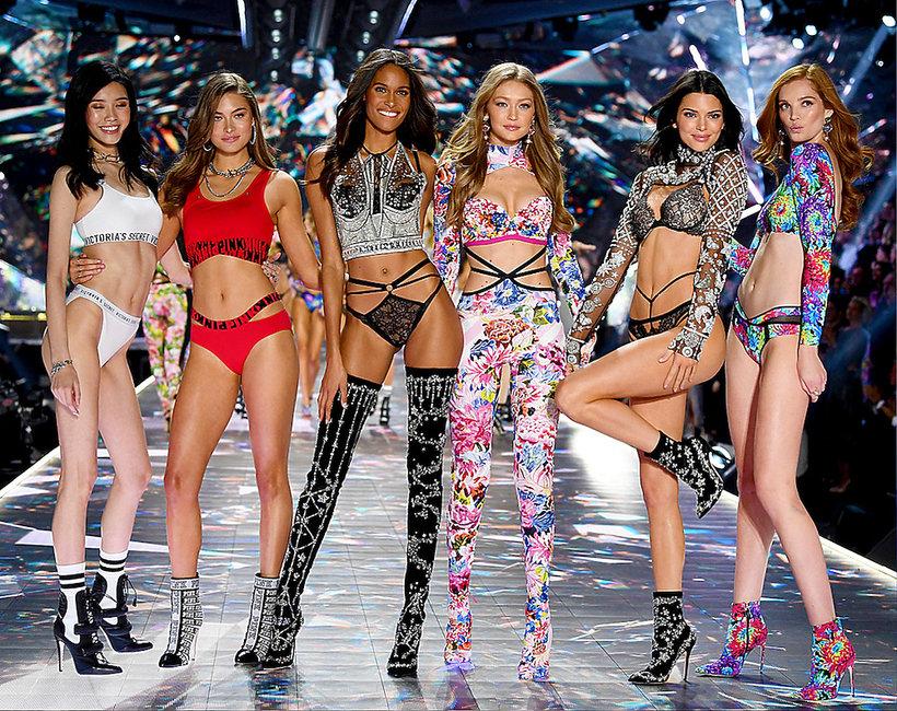 Victoria's Secret pokaz 2018 w Nowym Jorku