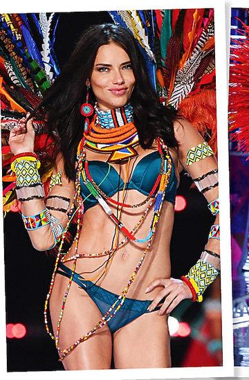 Victoria's Secret pokaz najnowszej kolekcji w Szanghaju