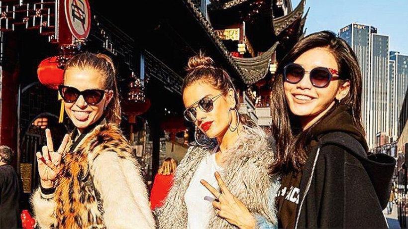Victoria's Secret w Szanghaju - MAIN TOPIC