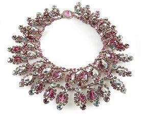 Vintage biżuteria wielkich domów mody