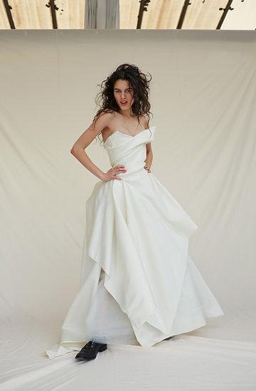 Vivienne Westwood kolekcja sukien ślubnych couture na wiosnę 2017