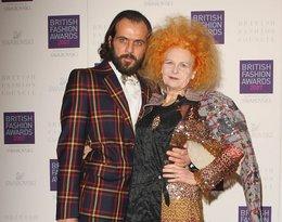 Vivienne Westwood z mężem Andreasem Kronthalerem