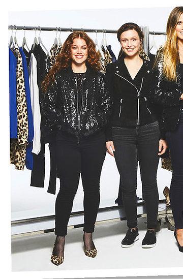 W najnowszej VIVIE! MODZIE ekskluzywny wywiad Marcina Brzezińskiego z top modelką Heidi Klum, Kolekcja Heidi Klum dla Lidla