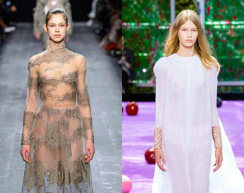 Wielkie domy mody nie będą już zatrudniać niepełnoletnich modelek
