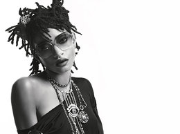 Willow Smith w nowej kampanii okularów Chanel