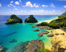 Wyspa Fernando de Noronha, Brazylia