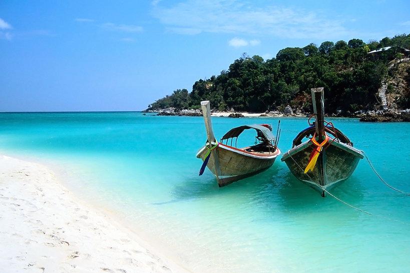 Wyspa Ko Ngai, Tajlandia