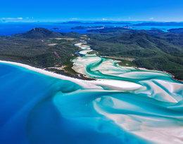 Wyspa Whitsunday Islands, Australia