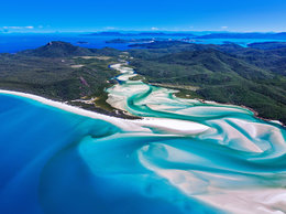 Wyspa Whitsunday Islands, Australia