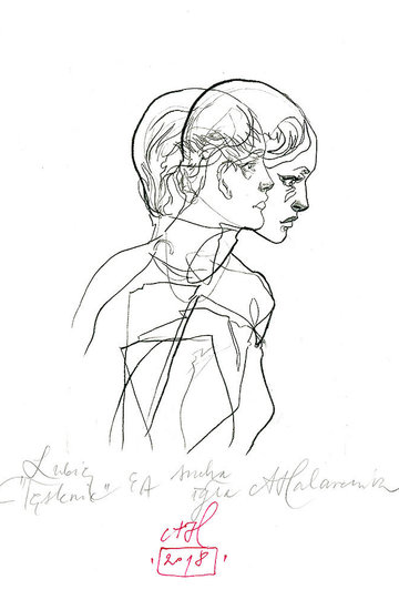 """Wystawa Anna Halarewicz, """"35"""", Rabbithole Art Room; H15 boutique hotel"""