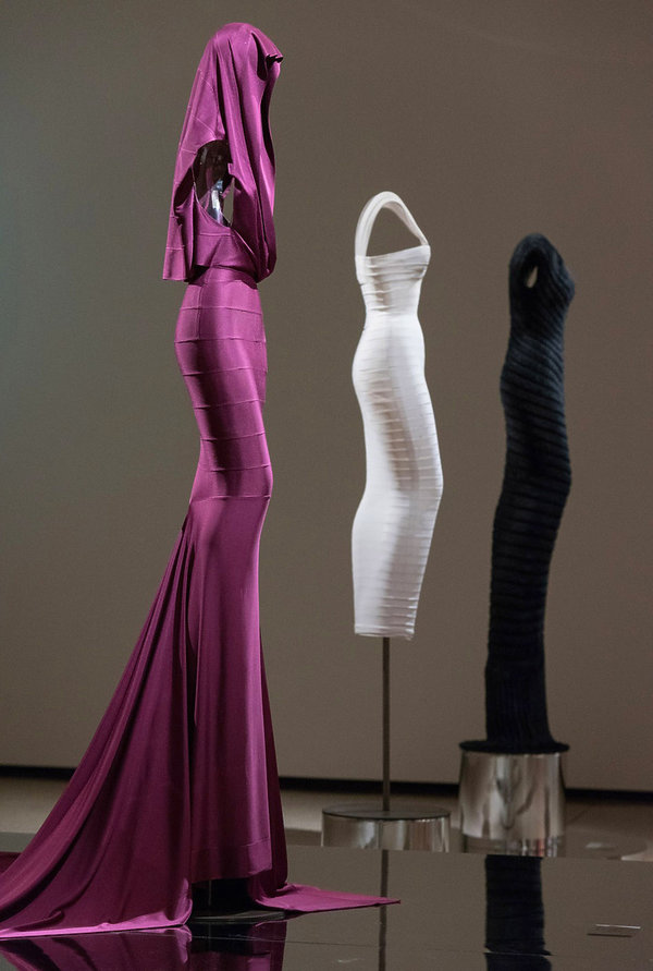 Wystawa Azzedine Alaïa: The Couturier w Londynie