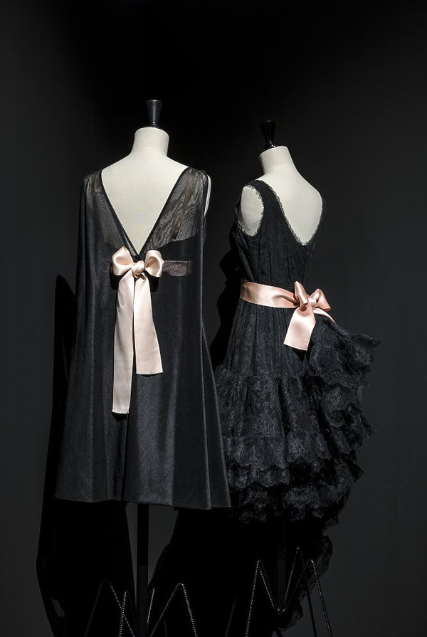 "Wystawa ""Balenciaga. L'Oeuvre au Noir"", Musée Bourdelle w Paryżu"