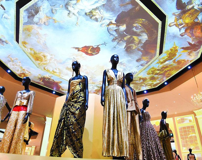 Wystawa Christian Dior: Designer of Dreams, Victoria & Albert Museum w