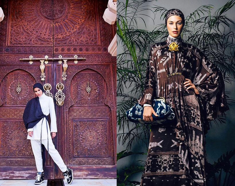 """Wystawa """"Contemporary Muslim Fashions"""" we Frankfurcie"""