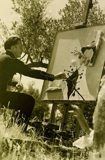 """wystawa """"Dali, history of painting"""" prac Salvadora Dali w Monako"""