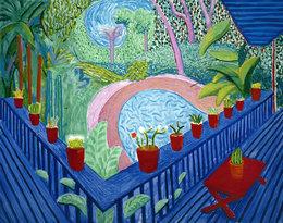 Wystawa David Hockney w Tate Britain w Londynie
