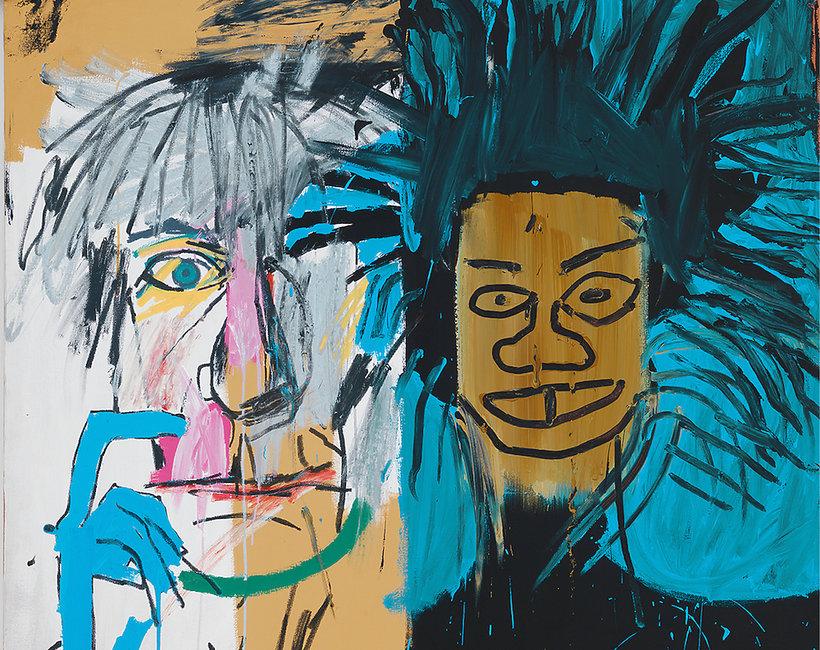 "Wystawa ""Egon Schiele - Jean-Michael Basquiat""w Fondation Louis Vuitton w Paryżu"