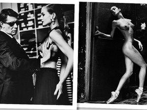 "Wystawa fotografii Mario Testino w Berlinie, ""Mario Testino: Undressed"", Helmut Newton Foundation, Belin"