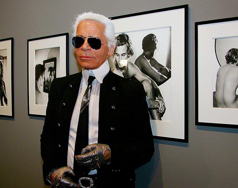 "Wystawa Karl Lagerfeld: 30 Years of Exhibitions"", Galerie Gmurzynska"