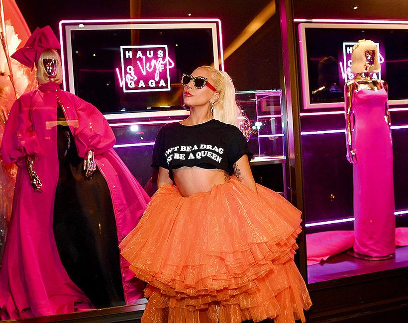 Wystawa kostiumów Lady Gagi w Las Vegas