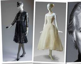 Suknie Huberta de Givenchy na wystawie w Calais! Uwielbiały je Audrey Hepburn i Jackie Kennedy!