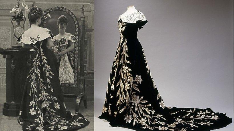 """Wystawa """"Moda odnaleziona"""" w Paryżu"""