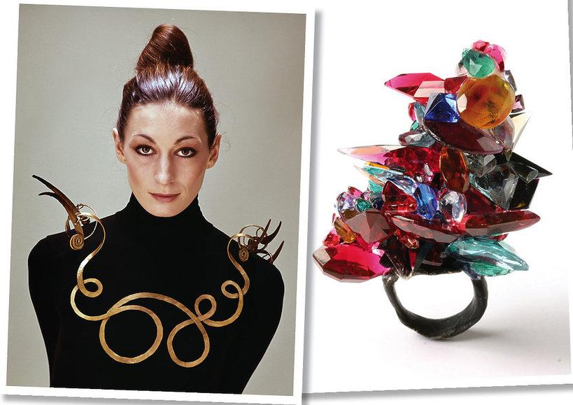 """Wystawa o biżuterii """"Medusa. Bijoux et tabous"""", Musée d'art moderne de la Ville de Paris, Paryż"""
