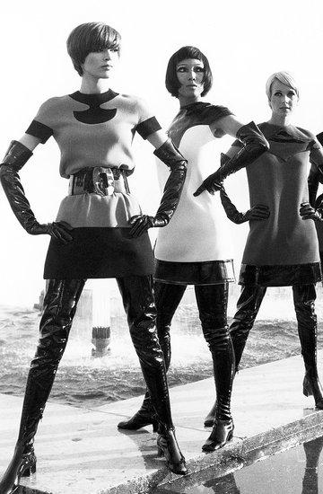 """Wystawa """"Pierre Cardin: Future Fashion"""", Brooklyn Museum, Nowy Jork"""